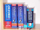 Některé anglické slovníky